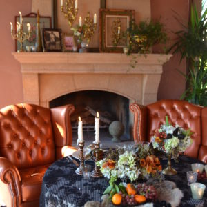 Tenfold Style_Floral Details_Sweetheart Table